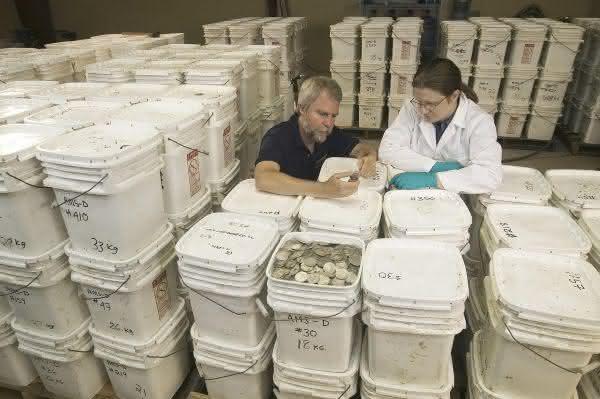 Black Swan Project entre os maiores tesouros escondidos ja encontrados no mundo