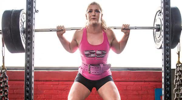 Brittany Diamond entre as mulheres mais fortes do mundo