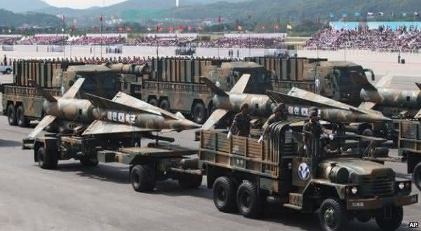 coreia do sul entre as maiores potencias militares do mundo