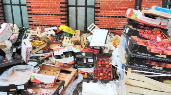 dinamarca entre os paises com maior taxa de desperdicio de alimentos