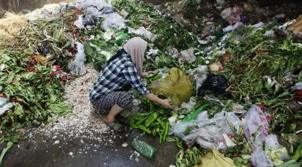 malasia entre os paises com maior taxa de desperdicio de alimentos