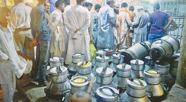paquistao entre os maiores paises produtores de leite do mundo