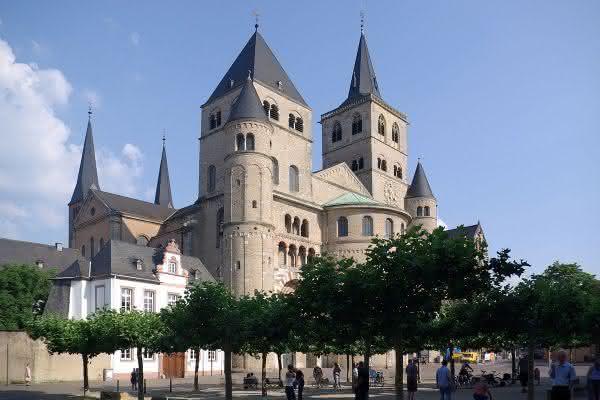 Catedral de Treveris entre as igrejas mais antigas do mundo