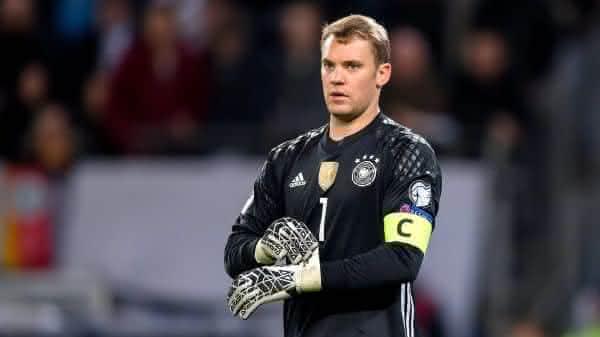 Manuel Neuer entre as transferencias de goleiros mais caras do mundo