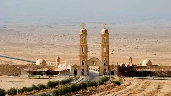 Monastery of Saint Anthony entre as igrejas mais antigas do mundo