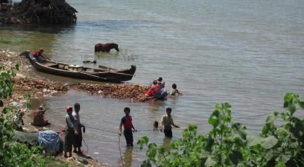 Myanma entre os paises com mais agua potavel no mundo