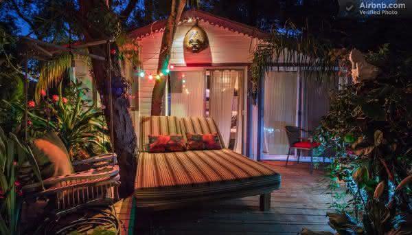 Pirates of the Caribbean Getaway entre os airbnb mais populares do mundo