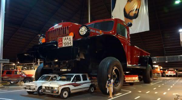 Top 10 maiores colecionadores de carro do mundo 4