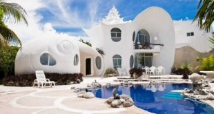 The Seashell House entre os airbnb mais populares do mundo