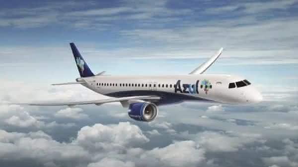 embraer E-195 entre os avioes de passageiros comerciais mais rapidos do mundo