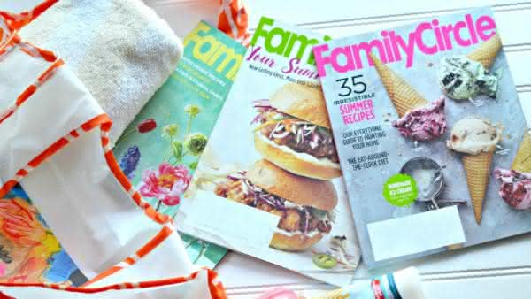 family circle entre as revistas mais vendidas do mundo
