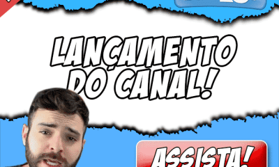Lançamos o canal Top 10 Mais no Youtube!!! 29