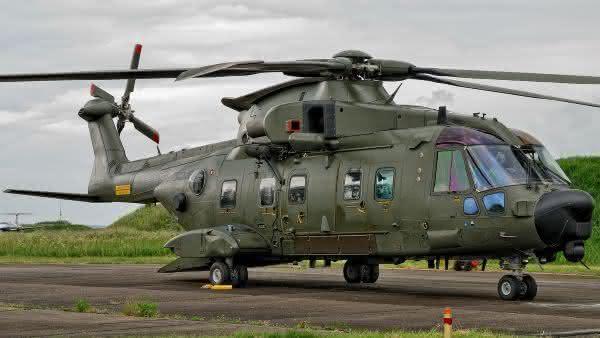 AgustaWestland AW101 entre os helicopteros mais caros do mundo