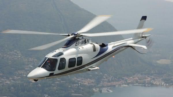 AgustaWestland AW109 entre os helicopteros mais caros do mundo