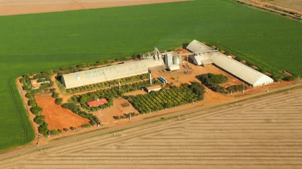 Fazenda Grupo Bom Futuro entre as maiores fazendas do Brasil