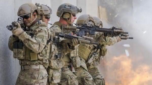 Green Beret entre as forcas especiais mais poderosas do mundo