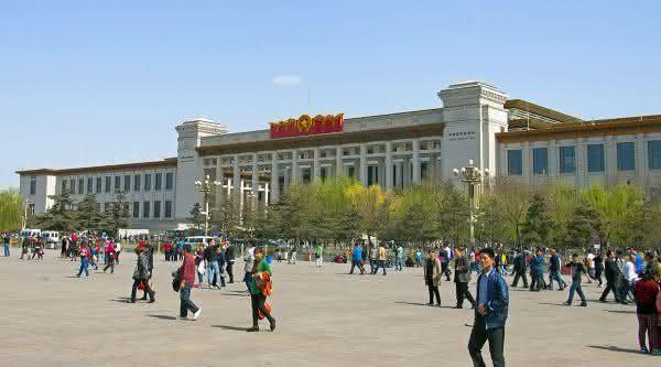 Museu Nacional da China entre os maiores museus do mundo