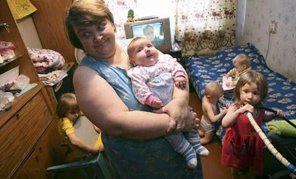 Top 10 maiores bebês recém-nascidos do mundo 4