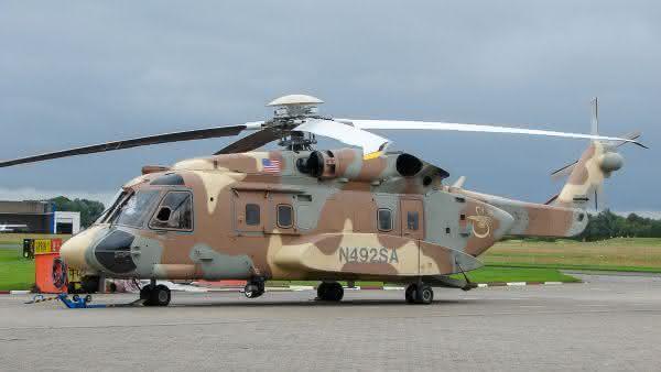 Sikorsky S-92 entre os helicopteros mais caros do mundo