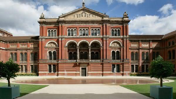 Victoria and Albert Museum entre os maiores museus do mundo