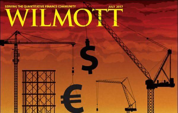 Wilmott magazine entre as revistas mais caras do mundo