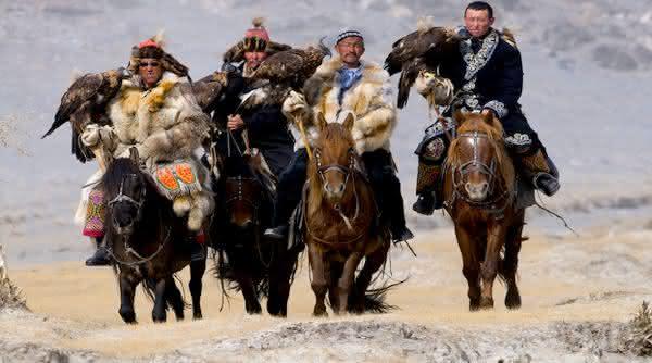 cazaquistao entre os paises com mais cavalos no mundo