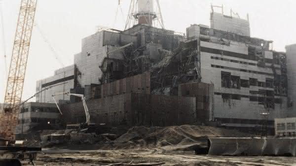 desastre de Chernobyl entre as maiores explosoes ja ocorridas
