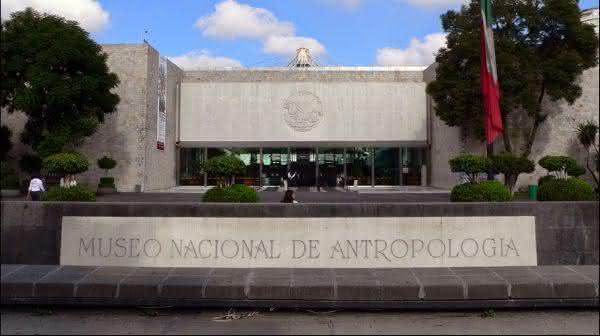 museu nacional de antropologia entre os maiores museus do mundo