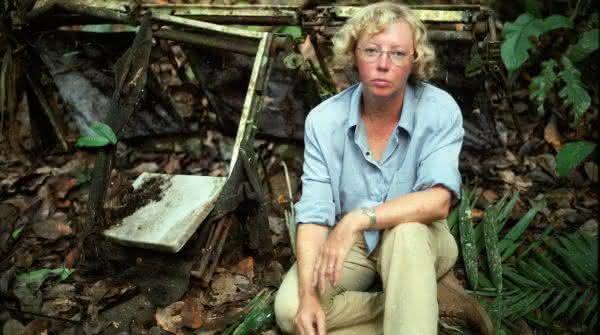 Juliane Koepcke entre as pessoas que sobreviveram ao impossivel