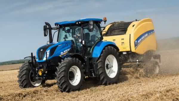 New Holland T6 entre os tratores mais caros do mundo