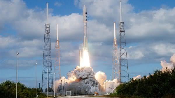 New Horizons entre as coisas mais rapidas do mundo