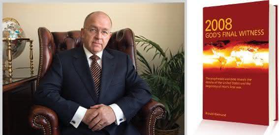 Ronald Weinland entre as vezes em que a humanidade acreditou em profecias absurdas