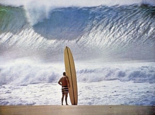 Waimea Bayentre os locais de surf mais perigosos do mundo