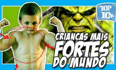 Top 10 crianças mais fortes do mundo 1