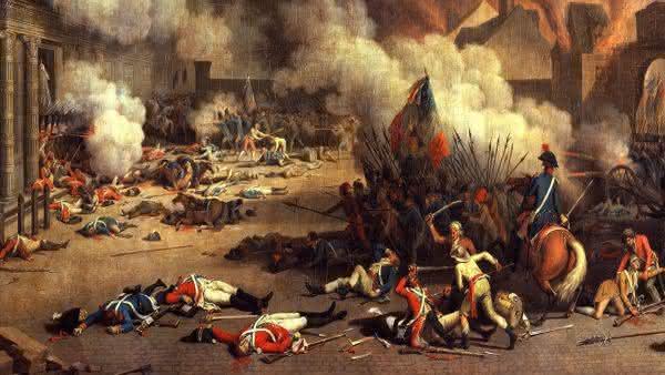 revolucao francesa entre as profecias de Nostradamus que se tornaram realidade