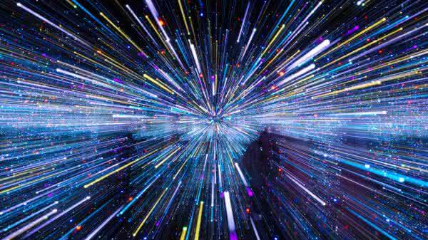 velocidade da luz entre as coisas mais rapidas do mundo