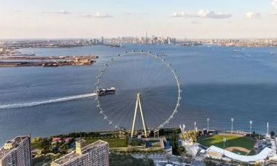 New York Wheel entre as maiores roda-gigantes do mundo