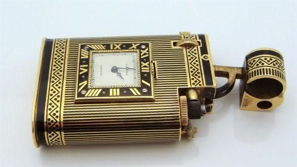 Cartier Watch entre os isqueiros mais caros do mundo