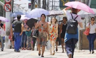 belem entre as capitais mais quentes do brasil