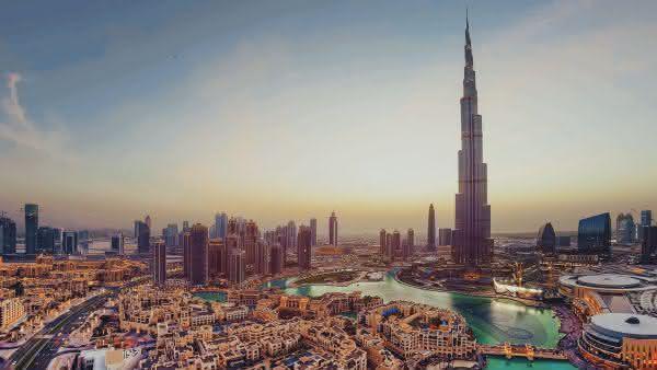Burj Khalifa o prédio mais alto do mundo