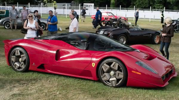 Top 10 Ferraris mais caras já construídas