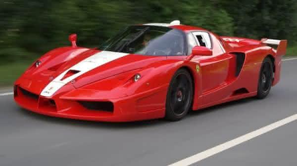 Ferrari FXX Evoluzione entre os carros ferrari mais caras ja construidas
