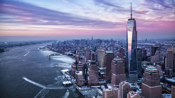One World Trade Center entre os predios mais altos do mundo