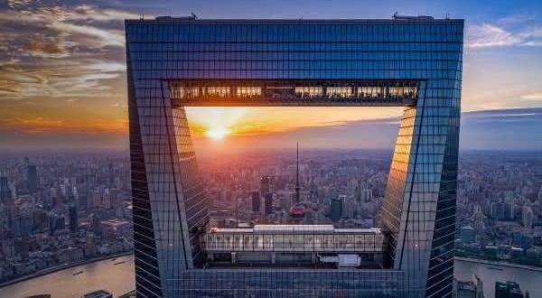 Top 10 prédios mais altos do mundo
