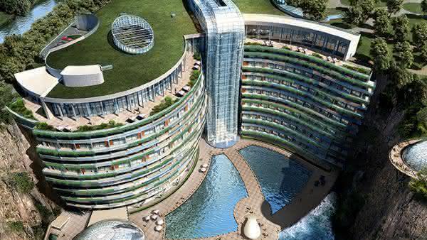 Top 10 maiores projetos de construções no mundo 1