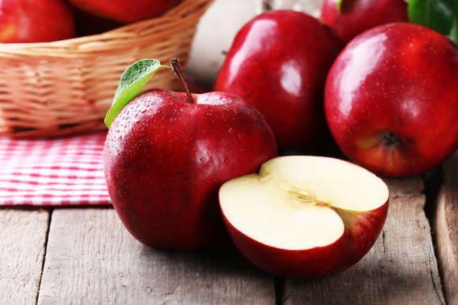 maca entre as frutas mais vendidas do mundo