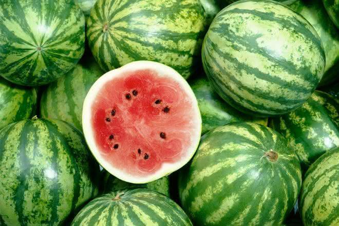 melancia entre as frutas mais vendidas do mundo
