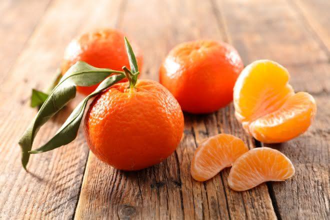 tangerina entre as frutas mais populares do mundo