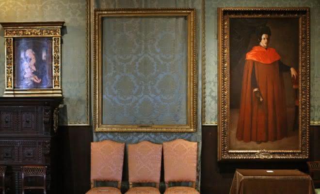 roubo de arte entre os crimes mais rentaveis do mundo