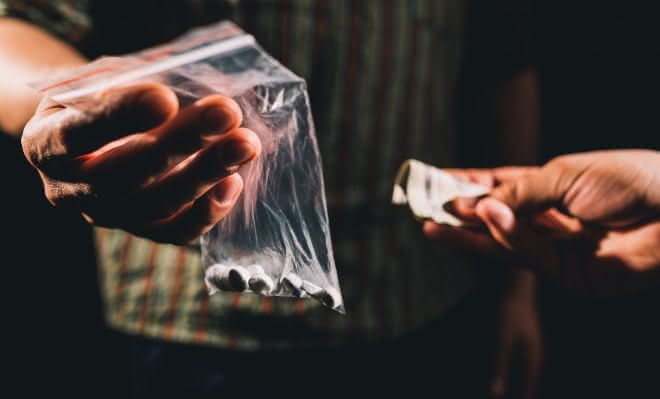 trafico de drogas entre os crimes mais rentaveis do mundo